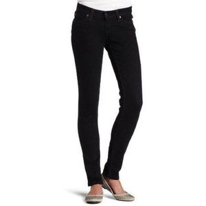 Levi's Bold Curve Mid Rise Skinny Jeans